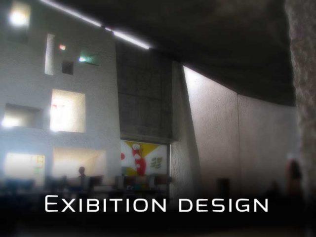 EXIBITION DESIGN